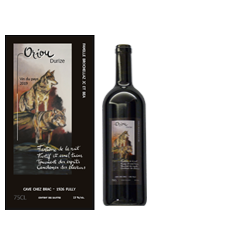 copy of Oriou durize 75cl